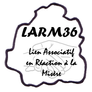 logo de l'association larm 36